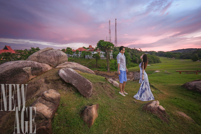 Pre-wedding @ Bintan by NEW AGE Photo Studio - 002