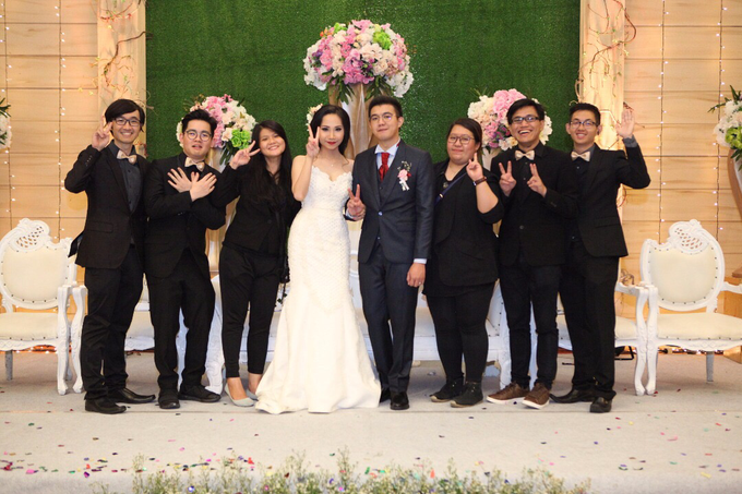 Kevin and Jovini wedding by Sugarbee Wedding Organizer - 001