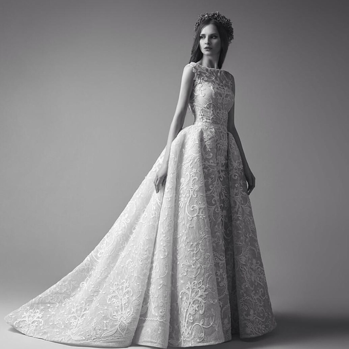 Wedding Gowns  by Paris Dress - 038