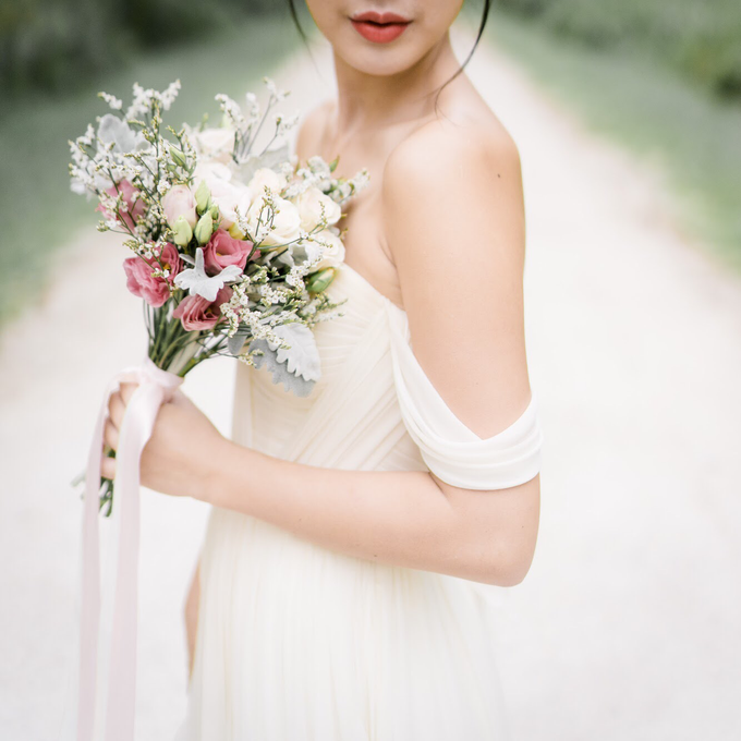 Bohemian Wedding by Liz Florals - 003