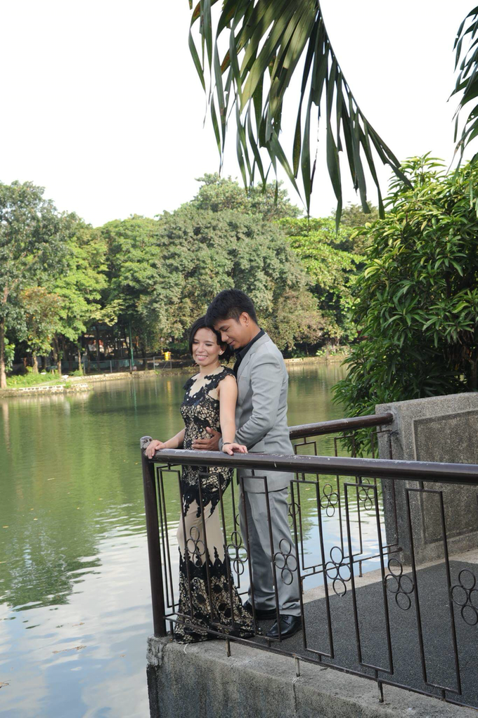 Prenup Shoot with Ms. Princess Bernardo by CDWorx Photography and Videography - 001