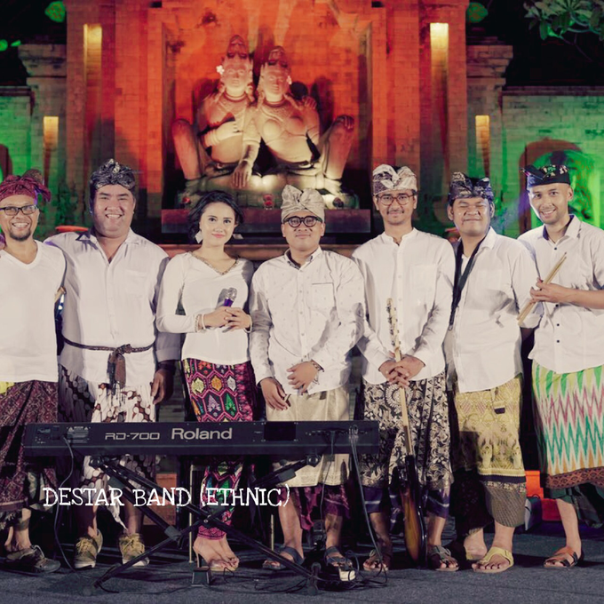 Destar Band (Pop, Jazzy Ethnic) for AMADEUS Awards  by BALI LIVE ENTERTAINMENT - 012