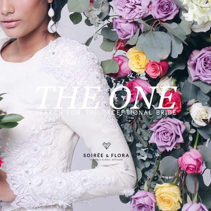 Soirée & Flora: The One by Soiree and Flora - 001