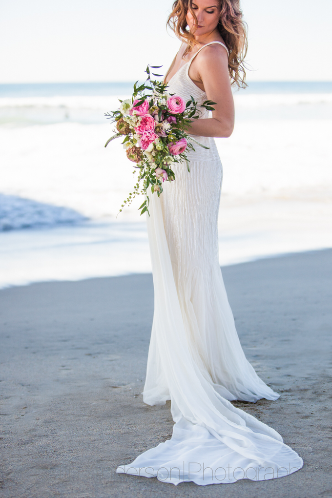 Jeaneane at the beach by Kristin Anderson Photography - 001