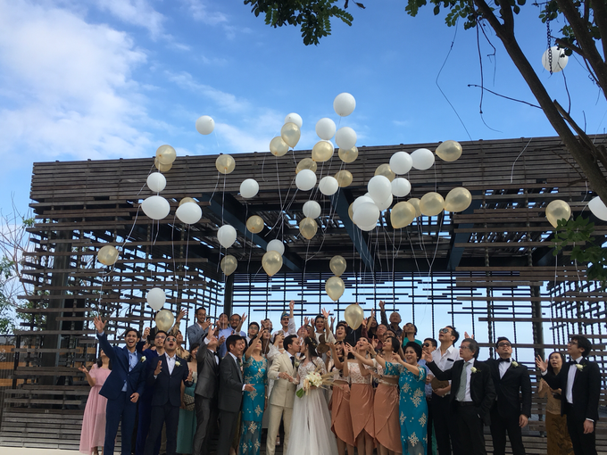 The Wedding of Jess & Alesando by Bali Eve Wedding & Event Planner - 002