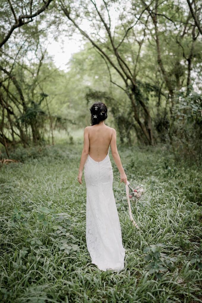 Bohemian Wedding by Liz Florals - 004