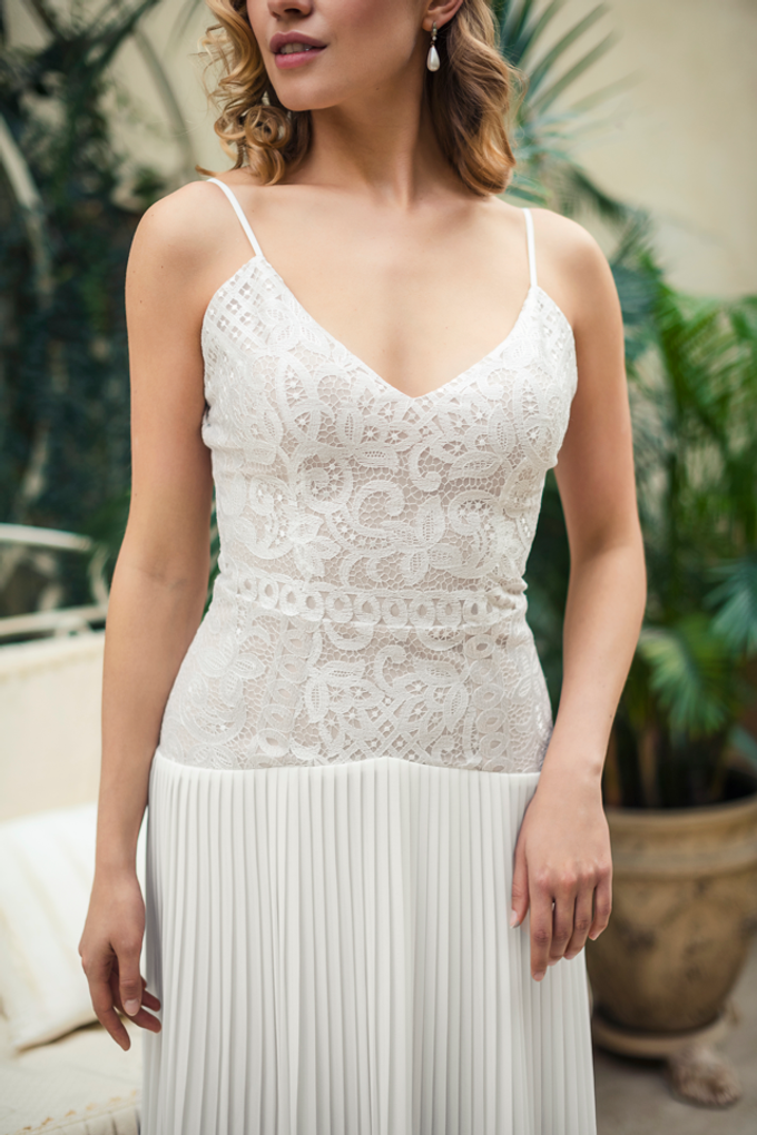 """My Little Bird"" Wedding Dresses Collection  by APILAT - 034"