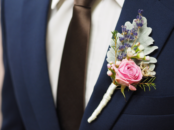 Corsages and boutonnieres by Liz Florals - 005
