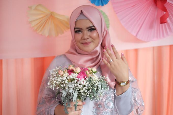 Flower Engagement by Benangsari Flower Studio - 002