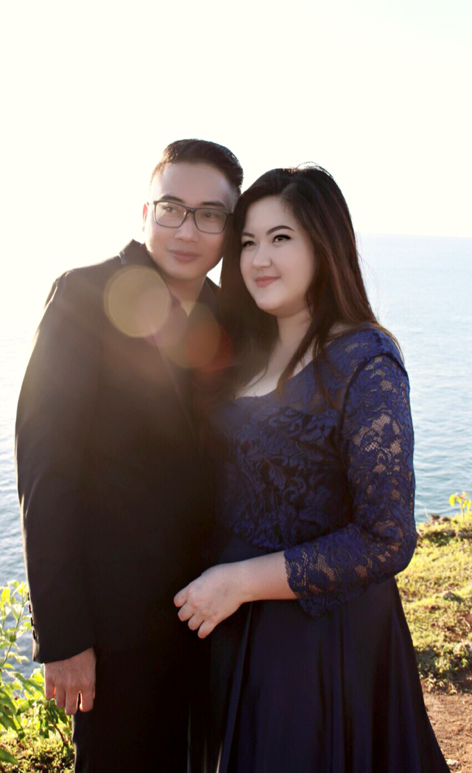 PLUS SIZE DRESS FOR PRE WED PHOTOSHOOT (A&I) by TS BRIDAL BALI - 010