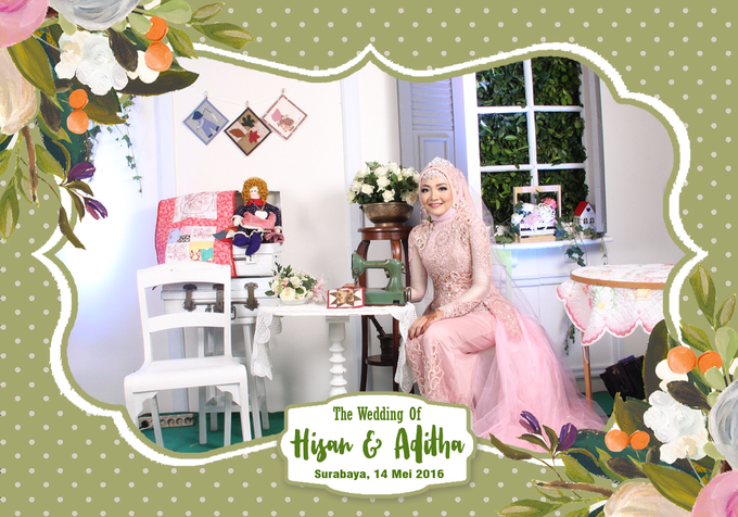 From The Wedding of Hisan & Aditha by Woodenbox Photocorner - 013