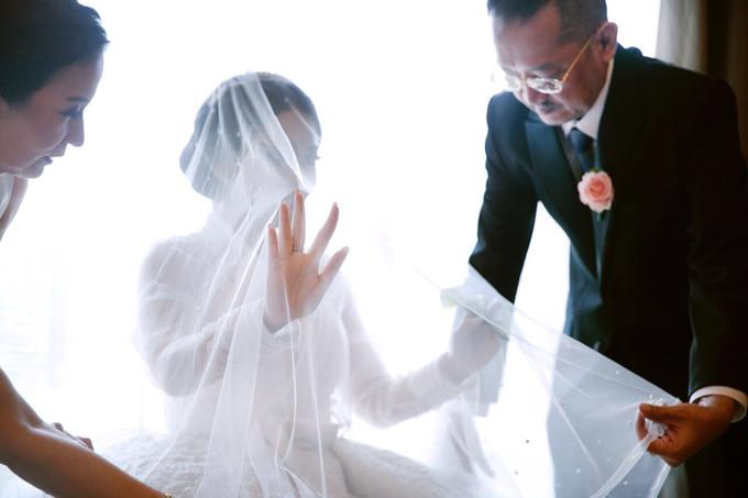 The Wedding of Mark Nah & Florencia Salim by AS2 Wedding Organizer - 014