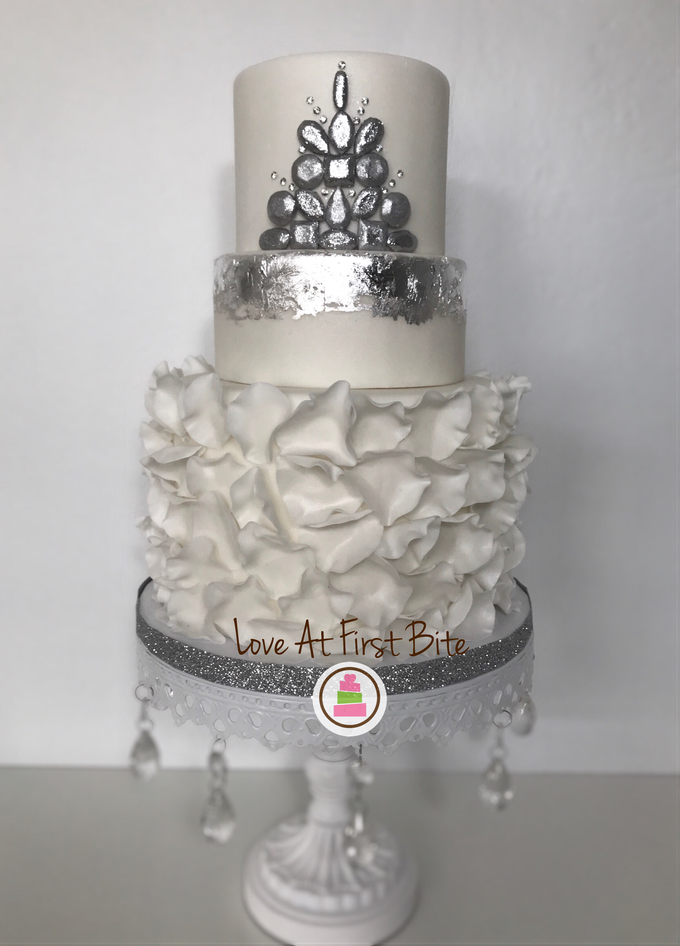 Wedding cakes by Love At First Bite - 008