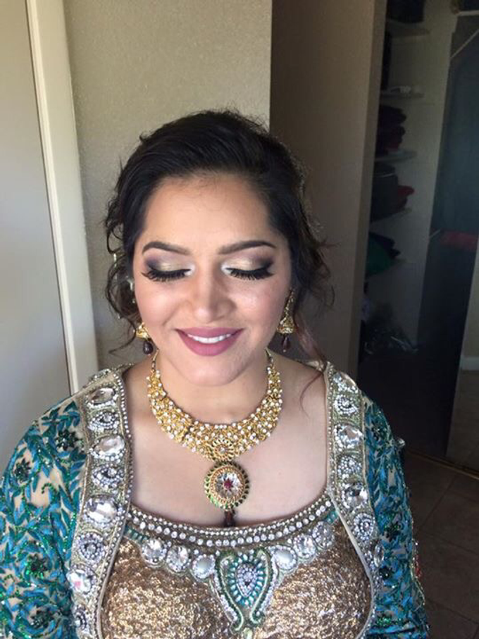 Bridal makeup and hair  by Lilianbeauty - 032