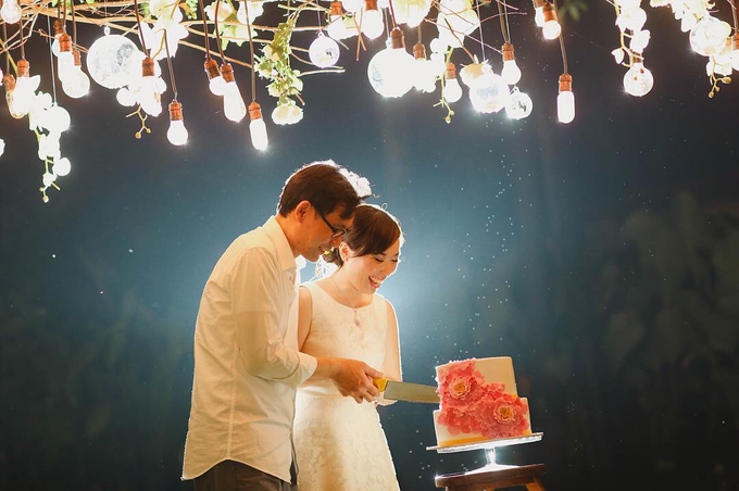 Sweet elopement by Wonderland Bali Events - 002
