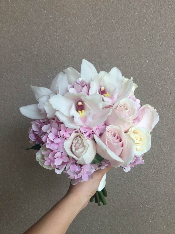 Bridal Bouquets by Country Victoria - 007