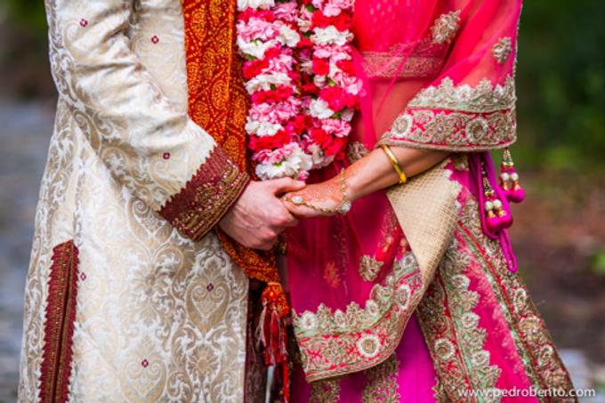 Indian Wedding by My Fancy Wedding - 016