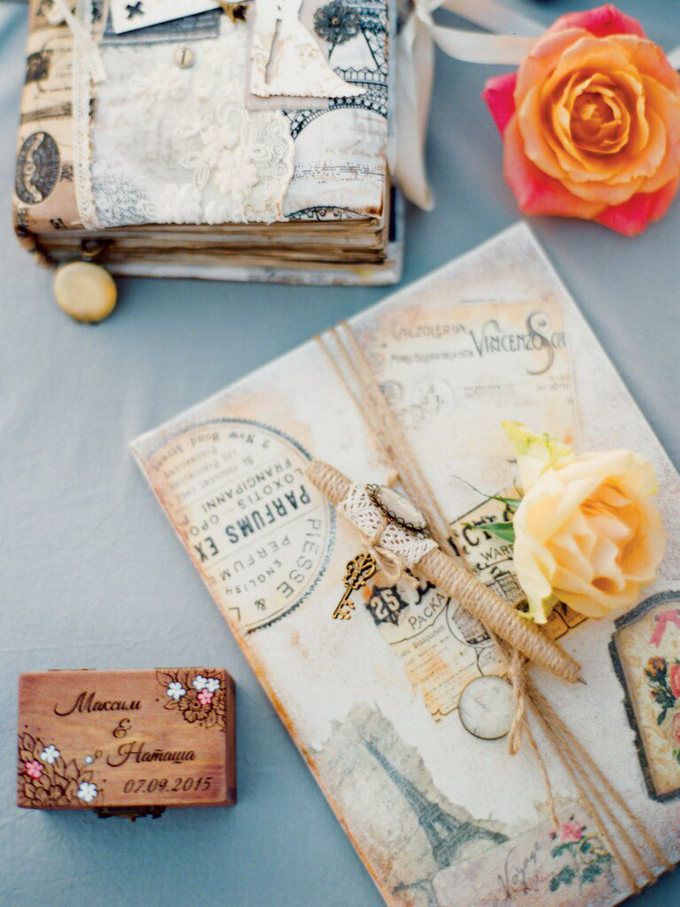 Wedding in sea by Marry Me agency - 033