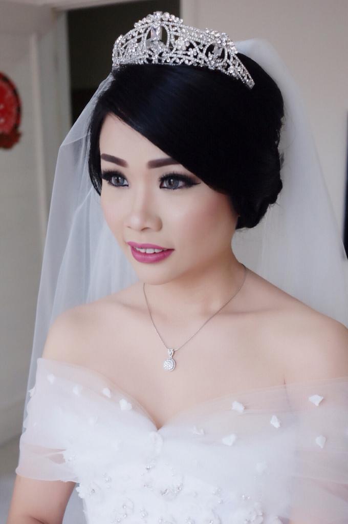 Denny & Feliana Wedding Day by ARALÈ feat TEX SAVERIO - 001
