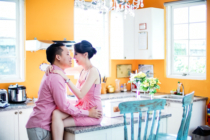 Daniel + Fransisca by Blooming Box Photography - 012