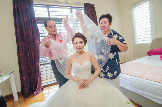 Kah Pei & Sook Kwan Wedding Ceremony by Jamaze Gallery - 007