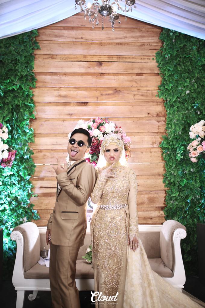 The Wedding of Tryssya + Luthfi by Cloud Studio - 005