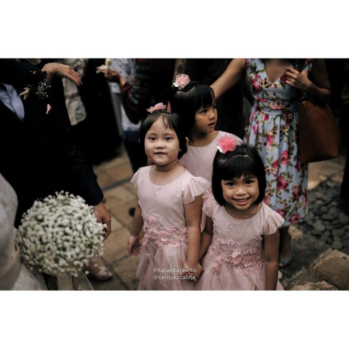 Rustic Garden Wedding by Katakitaphoto - 018