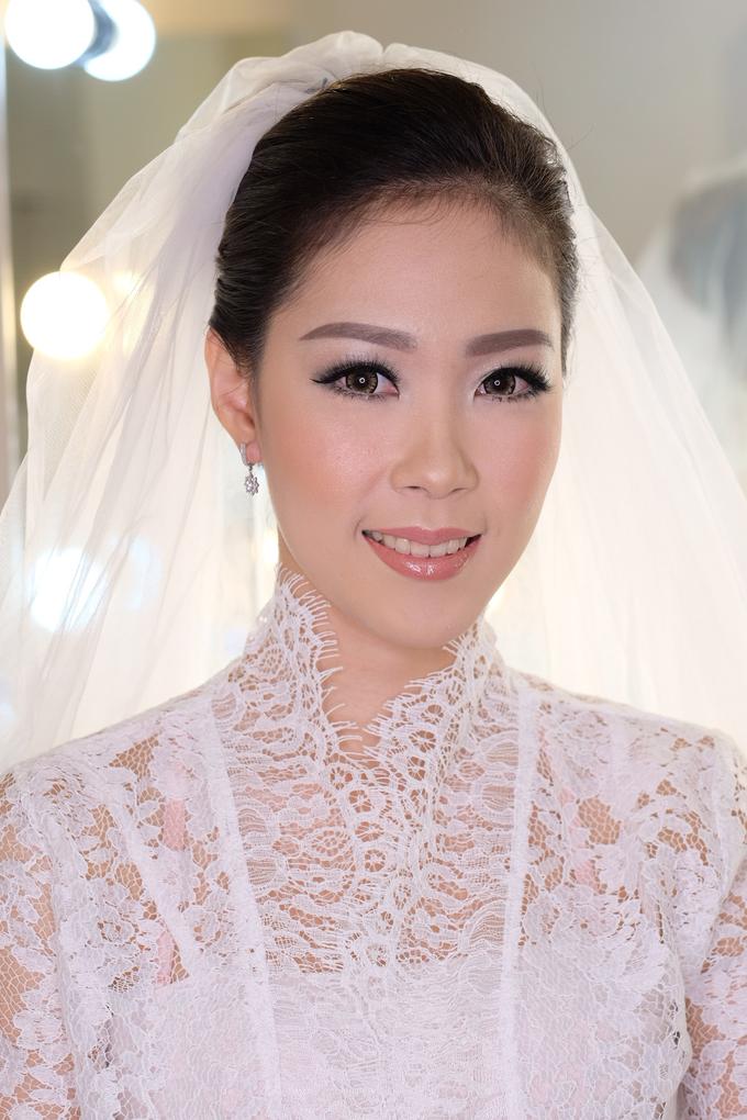 Ria wedding makeup by Amanda Makeup Artist - 004