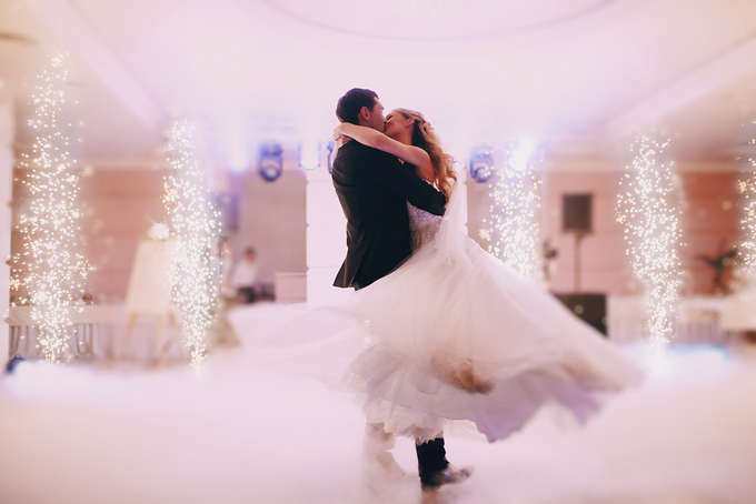 Amazing and breathtaking beach wedding by Merit Events - 001