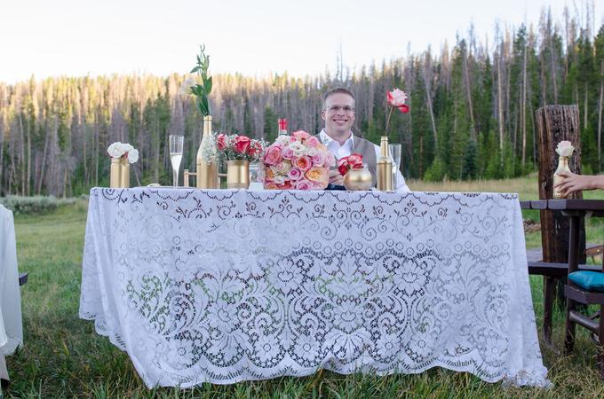 DIY Grand Lake Wedding by Always Adore - 007