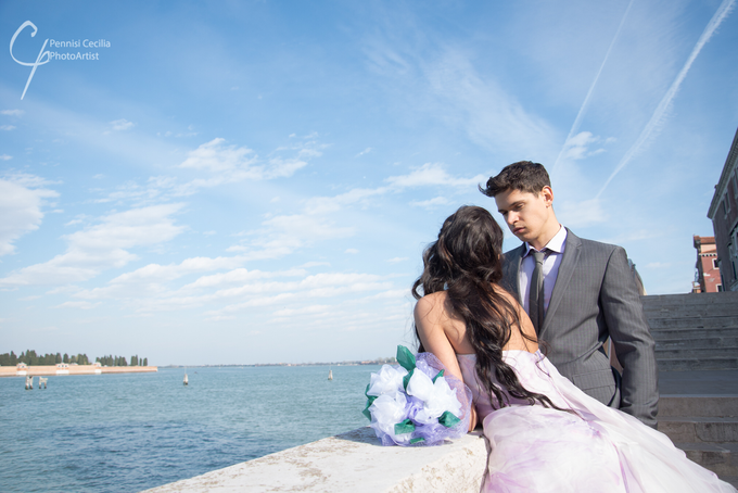 Wedding in Venice by Pennisi photoArtist - 002