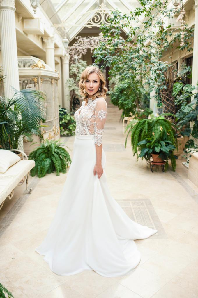 """My Little Bird"" Wedding Dresses Collection  by APILAT - 024"