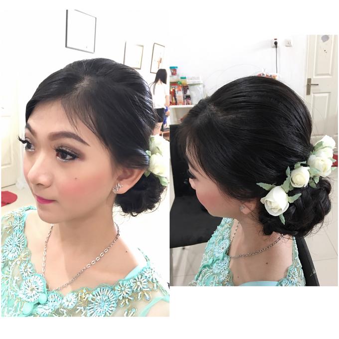 Hair & makeup by vinamakeupartist - 009
