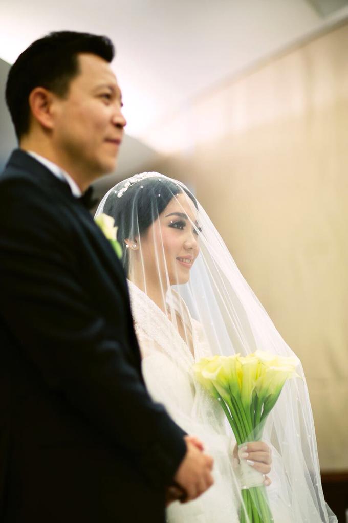 The Wedding of Mark Nah & Florencia Salim by AS2 Wedding Organizer - 016