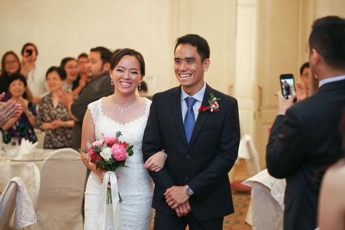 Sam & Ivy's Wedding by YRegina Makeup - 007