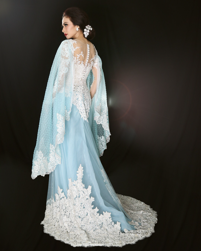 Wedding Gowns by Berkat Kebaya By Devina Shanti - 038