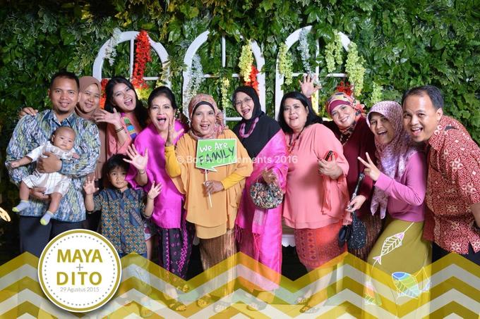 Maya & Dito Wedding by Booth of Moments - 002