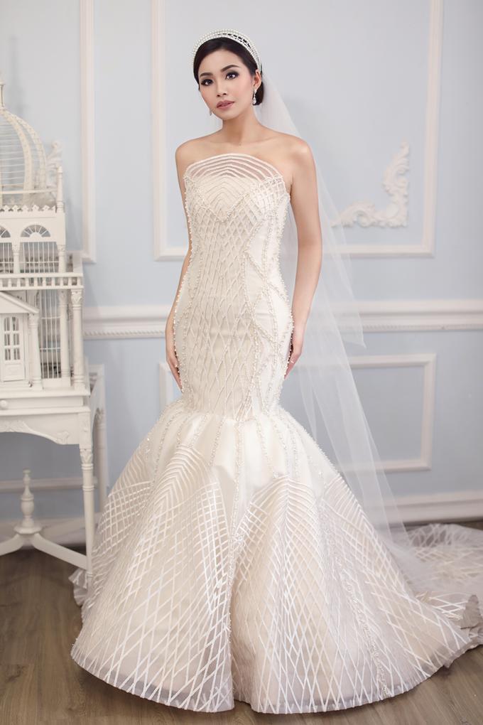 Mg Wedding Dress by UTOPIA STUDIO - 003