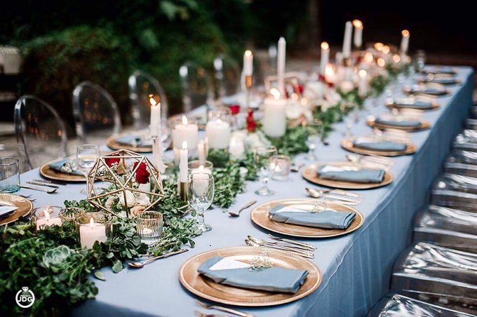Metallic Whimsical by Whitekraft Event Management and Styling - 003