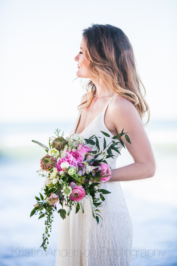 Jeaneane at the beach by Kristin Anderson Photography - 003