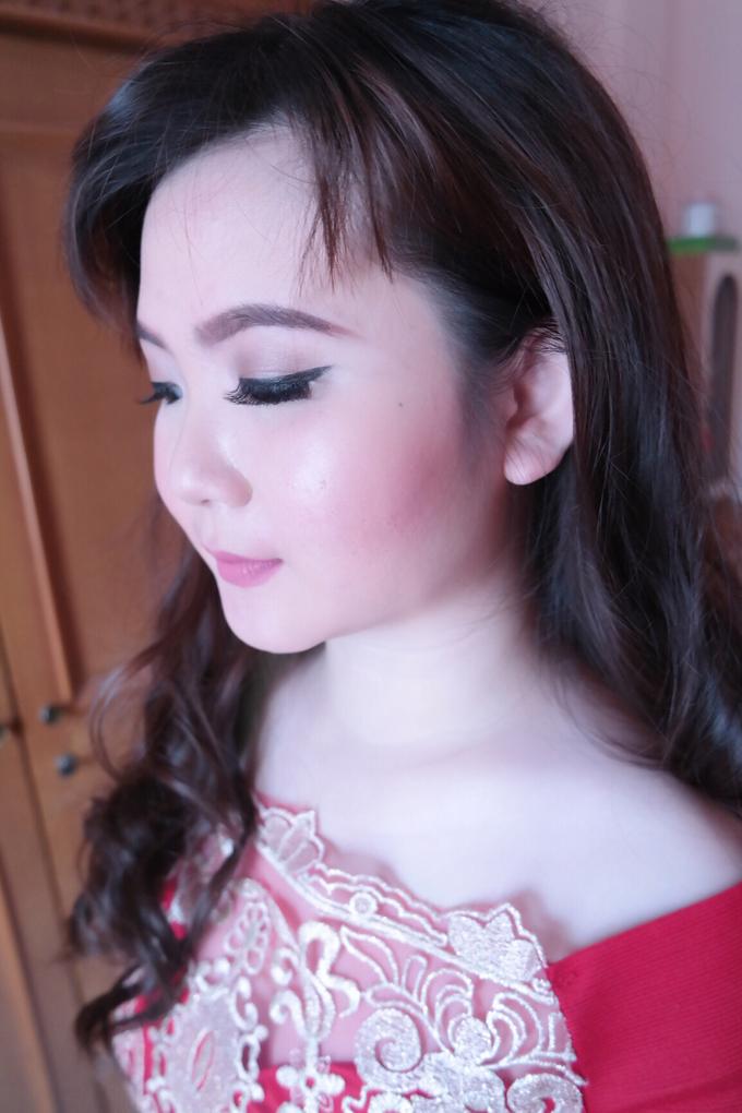 Hair & makeup by vinamakeupartist - 006