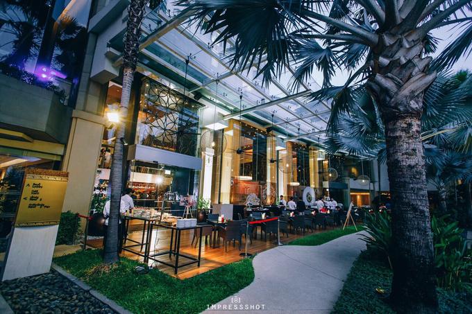 Chic Wedding by Shangri-La Hotel, Bangkok - 002
