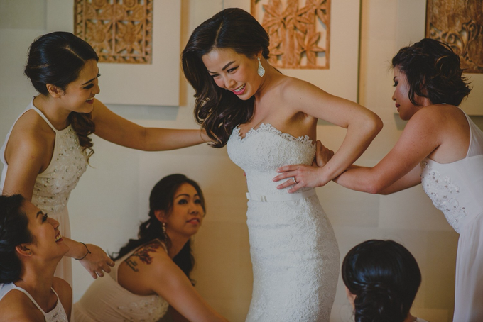 Laura & Clarence Wedding by Gusde Photography - 006