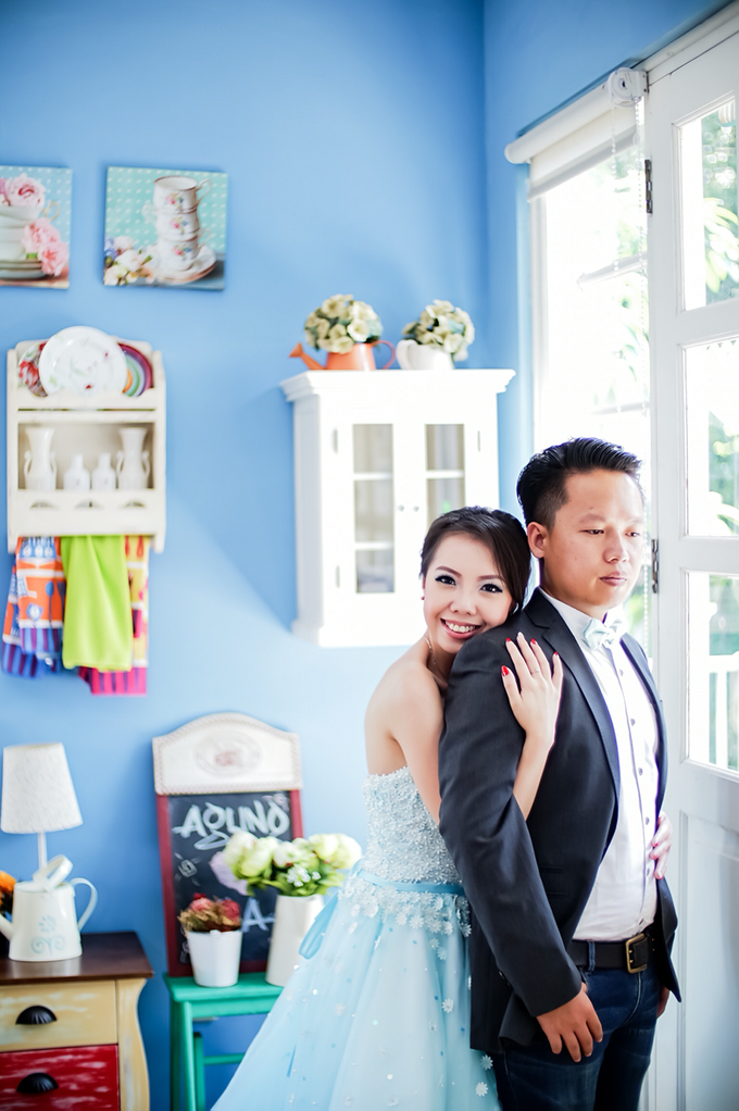 Daniel + Fransisca by Blooming Box Photography - 006