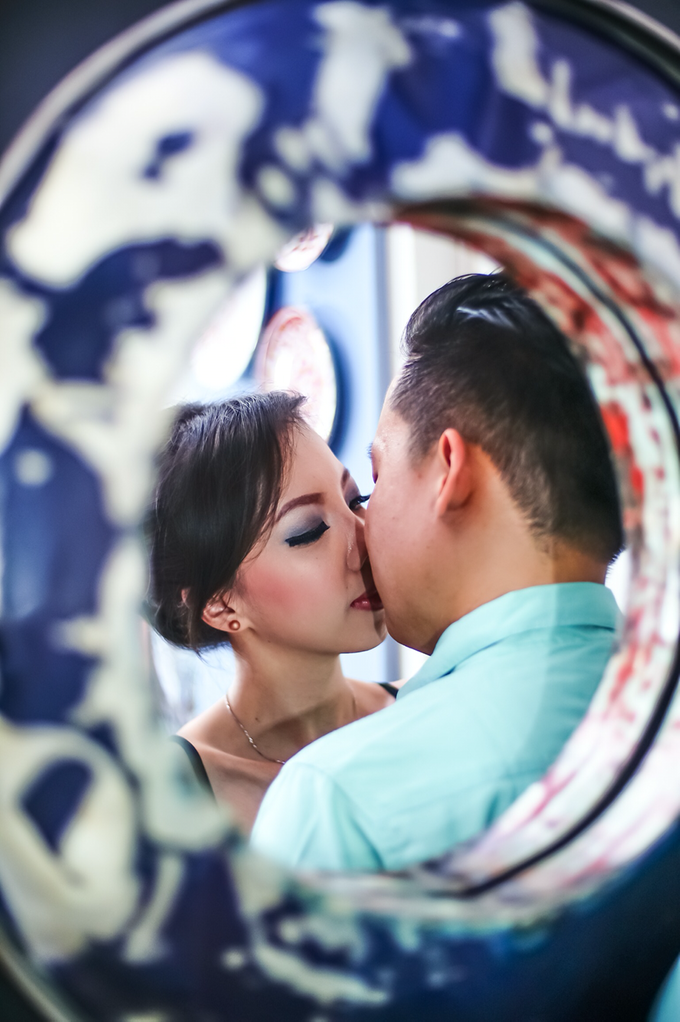 Daniel + Fransisca by Blooming Box Photography - 005