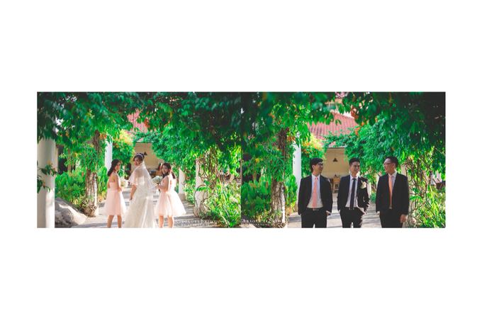 Actual Wedding Shoot by ABSOLUTE BRIDE - 005