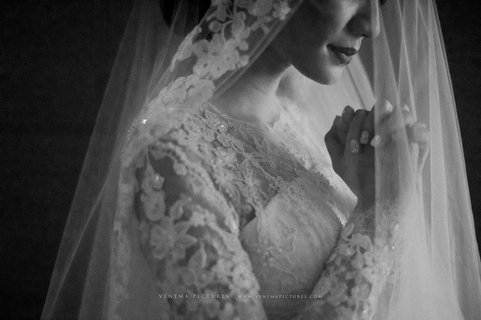 Bali Wedding : Acha & Andy Holy Matrimony by Elsie Chrysila Brides - 022