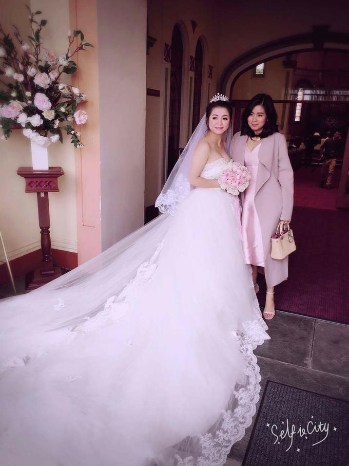 Tiffany Blue themed wedding  by Victoria - 009