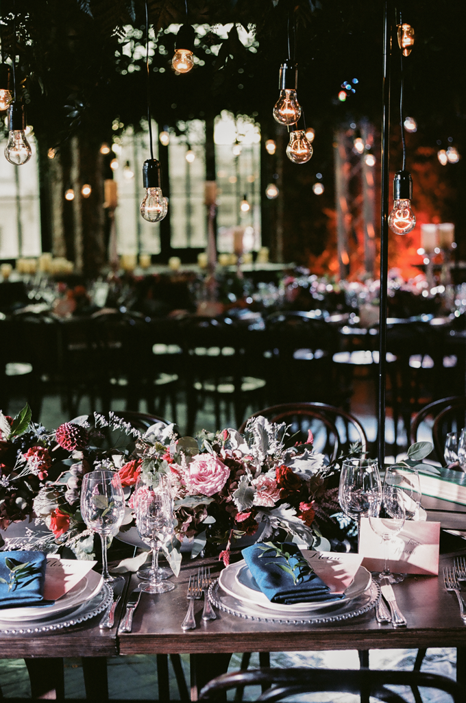 Loft Wedding dinner M&A by WeDoAgency - 003