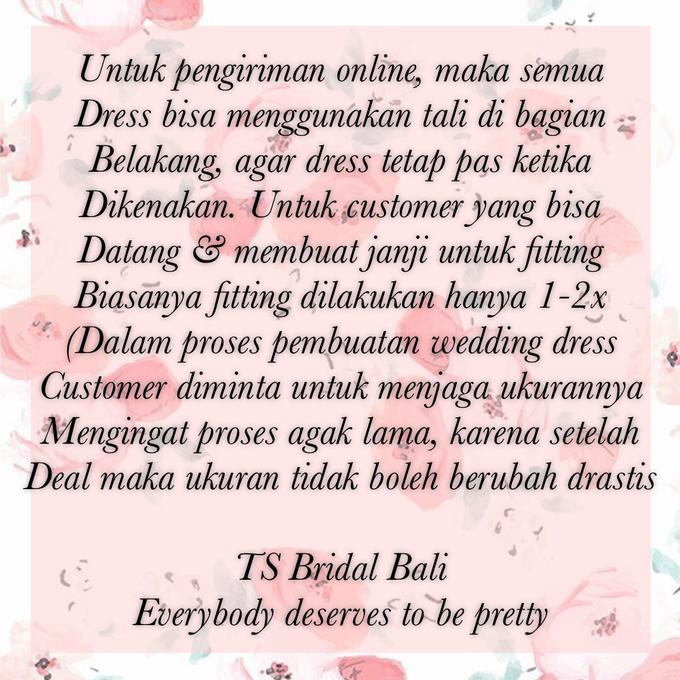 PRICE LIST by TS BRIDAL BALI - 011